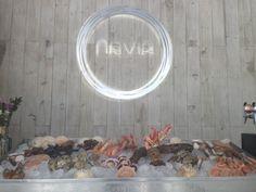 Restaurante Navia en el mundial.