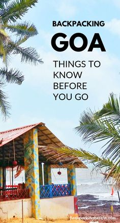 Travel Goa India tips. first trip to Goa travel guide for backpacking Goa. Best beaches in Goa. Where to stay. Best things to do. beautiful places for world bucket list, wanderlust inspiration. Goa Travel, Kerala Travel, India Travel Guide, Africa Travel, Travel Destinations, Beach Travel, Travel Tips, Quick Travel, Paris Travel