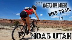 Best Beginner Mountain Biking Trail in Moab Utah Moab Mountain Biking, Mtb Trails, Moab Utah, Move Your Body, Travelling, Lovers, Outdoors, Community, Activities