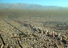 Teherán szmogban. Kicsit város?