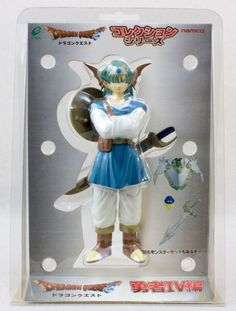Dragon Quest IV Brave Figure Collection Namco Enix JAPAN ANIME GAME