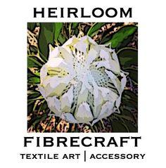 2017 Scarf Designs | Heirloom Fibrecraft Textile Art