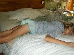 Sängvätare