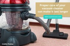 Maintenance Tips For Your Vacuum Cleaner Portable Vacuum Cleaner, Vacuum Cleaners, Home Appliances, Cleaning, Tips, Blog, House Appliances, Vacuums, Appliances