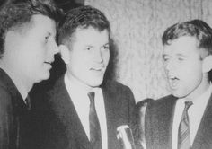 Jack, Ted and Bobby Kennedy singing The Scottish Play, Robert Kennedy, John Fitzgerald, Greatest Presidents, Jfk, Bobby, Lincoln, The Man, Singing