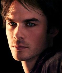 I love this photo and just because of Ian Somerhalder-though that is a plus. haha.... I love the light and shadow that is being captured at the same time. :)