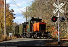 RailPictures.Net Photo: VALE 0901 Valley Railroad GE 80 Ton at Essex, Connecticut by Ronnie Schnepf