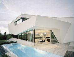 Freundorf Villa by Project A01 - Freundorf, Österreich