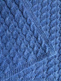 Reversible Blanket Knitting Patterns
