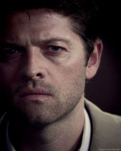 """The Great Escapist"" Castiel, Supernatural, Jessica Jones, Daredevil, Family Business, Hunger Games, Squirrel, Moose, Pop Culture"