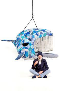 Endangered by Porky Hefer - Visi Vernacular Architecture, Architecture Design, Habitat Furniture, Furniture Ideas, Vitra Design Museum, African Design, Orangutan, Animal Design, Farm Animals