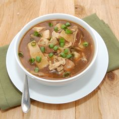 Sweet Pea's Kitchen » Hot and Sour Soup
