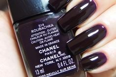 Chanel Le Vernis 514 ROUBACHKA http://blog.naver.com/frozeni101/220559724556
