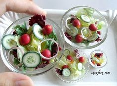 she makes the most beautiful miniature foods