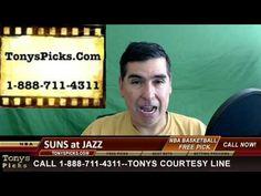Phoenix Suns vs. Utah Jazz Pick Prediction NBA Pro Basketball Odds Previ...