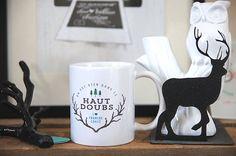 Mugs et cadeau personnalisables Crea-Bisontine par Creabisontine Wellness, Etsy, Make It Yourself, Tableware, Shopping, Handmade Gifts, Gift Ideas, Bowls, Kitchens