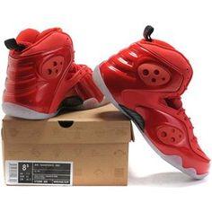www.asneakers4u.com/ Penny Hardaway Shoes   Nike Zoom Rookie LWP Red3