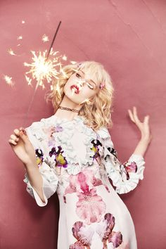 Ola Rudnicka by Ellen von Unwerth for Numéro Tokyo April 2016 8