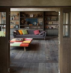 Image result for grey toned wood flooring multi width