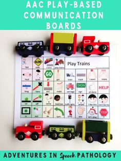 Use play and special interests when working with your ASD and AAC population. These play-based communication boards have 3 different levels and choice boards strips so that you can meet individual student's needs. Speech Therapy Activities, Language Activities, Educational Activities, Speech Language Pathology, Speech And Language, Learning Disabilities, Multiple Disabilities, Communication Boards, Choice Boards