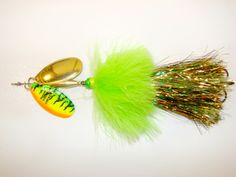 """FC-24 Chartreuse/Firetiger Crystallina 
