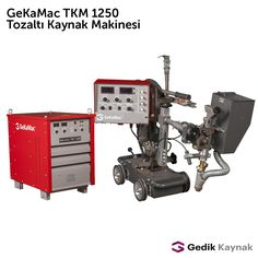 Click on the link for detailed information about TKM 1250 Welding Machines http://bit.ly/1WWEoU5    GeKaMac TKM 1250 Tozaltı Kaynak Makinesi hakkında detaylı bilgi alabilmek için tıklayınız. http://bit.ly/20GkWcN   #‎gedikkaynak‬ # TozaltıKaynakMakinesi #‎gedikwelding #WeldingMachines #SchweißmaschineundRoboterSysteme #postedesoudageetRobot #СварочныйоборудованиеиPоботасистемы