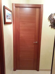 1000 images about puertas madera natural on pinterest for Puertas sapelly