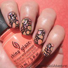Instagram photo by shannasnailadventures #nail #nails #nailart