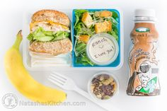 Practical School Lunch Ideas, Cold and Hot School Lunch - Meal Prep Cold School Lunches, Kids Lunch For School, Kid Lunches, Toddler Meals, Kids Meals, Easy Meals, Easy Healthy Breakfast, Healthy Snacks, Healthy Recipes