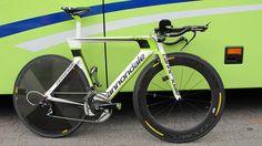 Ivan Basso's Slice RS