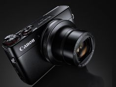 PowerShot G7X正式発表。キヤノン初の1型センサ採用、F1.8-2.8光学4.2倍ズームレンズ一体型カメラ - Engadget Japanese