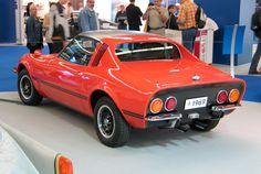 Opel Concept Car Aero GT - 1969 61ème Salon International de l'Automobile (IAA) à Francfort