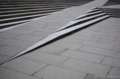 stair ramp by alvin pastrana, via Flickr