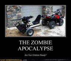 Zombie Apocalypse ATV