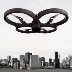 Parrot AR.Drone 2.0 - Smartphone Controlled HD Quadrocopter http://www.sidecaragency.com