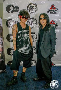 #VAMPS #HYDE #KAZ #VAMPSinMexico #VAMPSLatinAmerica2015 Pepsi Center WTC (Mexico City, Mexico) October 3, 2015