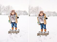 Let It Snow | Just Twin Mamas
