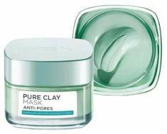 mask for pores diy mask for pores homemade Best Clay Mask, Best Diy Face Mask, Clay Face Mask, Clay Masks, Diy Acne Mask, Diy Mask, Face Scrub Homemade, Homemade Face Masks, Cool Diy