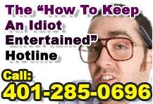 On of our most popular Hotlines of all time! Call for free, no spam!