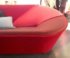 #Everybody sofa, design #Steven Burks, by #LK Hjelle.