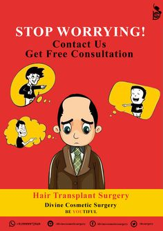 We at Divine Cosmetic Surgery have performed 4000 plus hair transplant procedures in Men and Women, using FUT(Follicular unit transplantation) , FUE(Follicular unit extraction), modified DHI(Direct Hair Implantation) types, Robotic Hair Transplant procedures in our practice in New Delhi, India. The basic procedure is redistribution of hair from hairy zone to areas of baldness. It can be used to increase densities as well, as is done in women as well at the centre. #fue #fuehairtransplant…