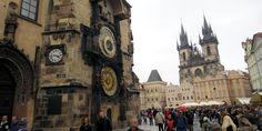 Praha - Prague - Fra torvet i gamlebyen