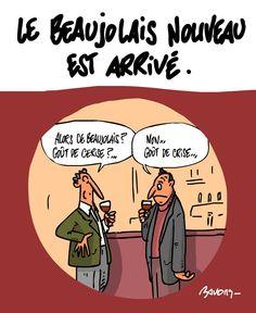 le #beaujolais est arrive