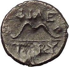 Pergamon Regal Coinage 282BC Athena Magic & Bow Ancient Greek Coin i54342