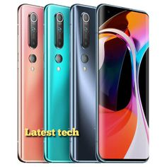 Xiaomi Mi 10 with FHD AMOLED display Snapdragon 865 up to RAM quad rear cameras announced Latest Cell Phones, Smartphone Reviews, Pixel Size, News India, Dual Sim, New Technology, Wi Fi, Product Launch, Tecnologia