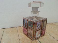 Stamp Bottle | Flickr - Photo Sharing! www.carlymann.co.uk