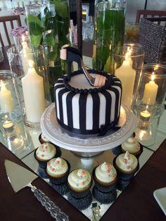 Tap Shoe Cake Decorations
