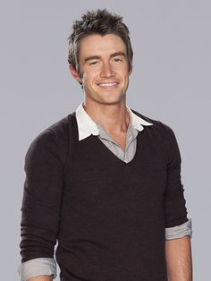 Robert Buckley - loved him on 'One Tree Hill'