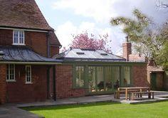 Traditional Orangery in Suffolk