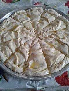 Pita Recipes, Greek Recipes, New Recipes, Dessert Recipes, Cooking Recipes, Desserts, Pizza Tarts, Greek Pita, Greek Appetizers